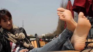 Asian feet 03