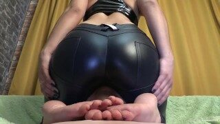Face Sitting, Female Domination, Big Ass,顔面騎乗 女性優位,Amazon Sexy ass
